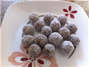 Almond Dates Honey Balls
