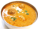 Kheema Kofta Curry
