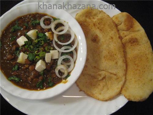 Punjabi Chole (Chana Masala)